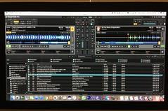 Mixing... (CubOz) Tags: dj traktor mixing music technology