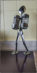 Salt & Pepper Man (NoJuan) Tags: olympus olympus1250mmf3563 penf olympuspenf microfourthirds micro43 mft