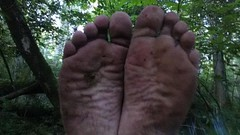 photo_2017-07-30_00-58-58 (bfe2012) Tags: barefoot barefeet barefooting barefooted barefooter barefoothiking barefootlifestyle dirtyfeet