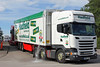 TV018093-Manchester. (day 192) Tags: manchester manchestercityfootballclub mcfc etihadstadium greatnorthwesttruckshow truckshow transportrally transportshow truck lorries lorry wagon scania r450 scaniar450 hadfield md16lwl