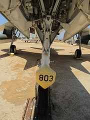 """Republic F-105B Thunderchief 11 • <a style=""""font-size:0.8em;"""" href=""""http://www.flickr.com/photos/81723459@N04/36677012123/"""" target=""""_blank"""">View on Flickr</a>"""