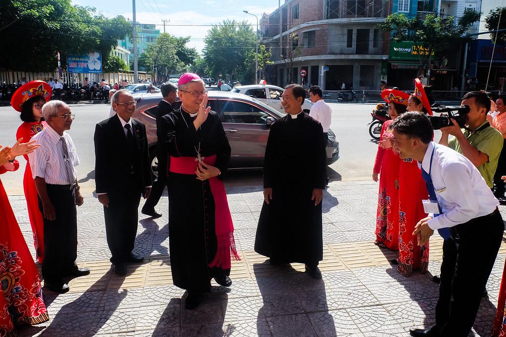Thánh lễ tạ ơn khánh thành nhà thờ Hòa Cường – Giáo phận Đà Nẵng - Ảnh minh hoạ 2