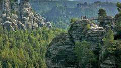 Elbsandstein (marcostetter) Tags: elbsandsteingebirge travel germany saxony sachsen reise bastei allfreepicturesmarch2018challenge