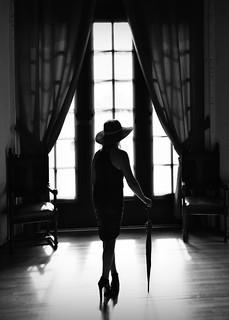 La Silhouette..