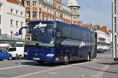 Aziz BT66 TZJ (johnmorris13) Tags: aziz bt66tzj mercedes tourismo coach
