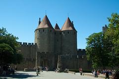 Carcassone (Beto Hangdog) Tags: canon eos 50dslr dslr sigma 1770 francia france euopa europe carcasona carcassone languedoc castillo castle chateau