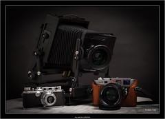 my special collection (Dierk Topp) Tags: nikkor pc 85mm28nikon m9 still tiltshift micronikkorpc85mm28 nikond3 4x5 leica gandolfi gear noctilux 09550mm