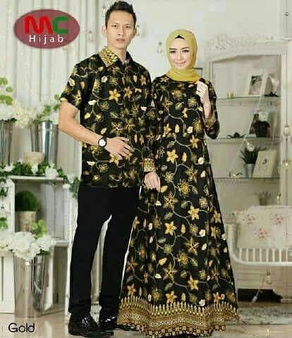 BAJU COUPLE BATIK AGATHA  keterangan : - Dress bahan batik motif LD 110 cm panjang 140 , busui friendly -kemeja cowo bahan batik fit XL termasuk pasmina - GOOD QUALITY 248.000