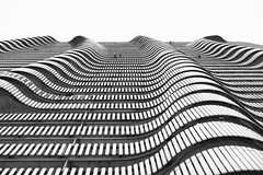 Vertical wave (No_Mosquito) Tags: bw wave vienna austria city urban building canon powershot g7xmarkii cityscape perspective abstract stripes
