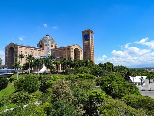 Basílica de Aparecida - visão geral