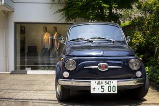 500, Daikanyama
