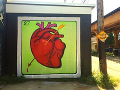 El Corazon (billy craven) Tags: el corazon elcorazon loteriacard lotterycard streetart chicago