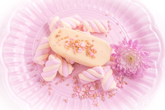 Magnum Ice Cream (ChicqueeCat) Tags: icecream nikon d3300 40mm stilllife tabletop natural light