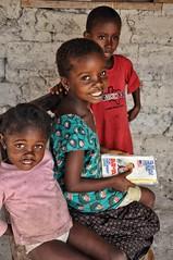 Sierra Leoneon smiles
