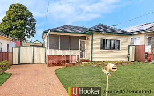 231 Robertson St, Guildford NSW 2161