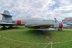 NF11-1 / 1 Gloster Meteor NF.11 @ Musée Européen de l'Aviation de Chasse 15th June 2016 (_Illusion450_) Tags: aérodromedancone montélimar muséeeuropéendelaviationdechasse 150616 museum lflq xmk aeroplane aviation avion aircraft airplane flugplatz nf111 1 gloster meteor nf11