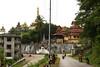 Monastery Yadanar Bon Myint (Elmer Kroese) Tags: myanmar mawlamyine burma