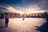 Plaza Mayor de Pedraza. (Juancdieguez | Photography - Madrid (ES) -) Tags: plazadelaiglesiadepedraza nubescirrus arquitectura medieval europa pedraza rural segovia españa castillayleón es