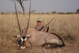 Namibia Luxury Hunting Safari 117