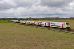 Neerwinden (Andy Engelen) Tags: m6 1907 1921 sncb nmbs neerwinden ic intercity train trein