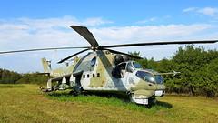 Mil Mi.24D c/n M340218 Czech Republic Air Force serial 0218 (Erwin's photo's) Tags: mil mi24 hind preserved mi24d cn m340218 czech republic air force serial 0218