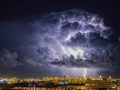 Thor (Felipe G.Fuertes) Tags: tormentastormrayolightningfulminecornellalivecompolympusomdem1