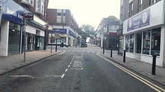 Margate 1 (OO Woodford) Tags: early quiet empty deserted thanet morning summer fanny imlay