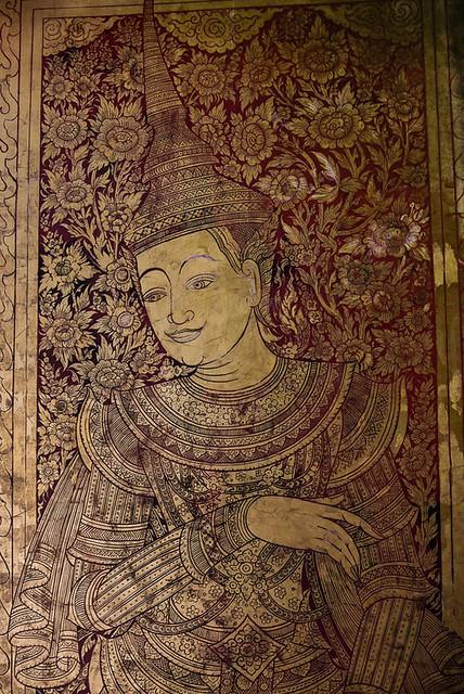 Wat Phra Singh, Chiang Mai, Thaïlande large image