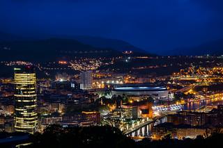 Bilbao By Nigth II