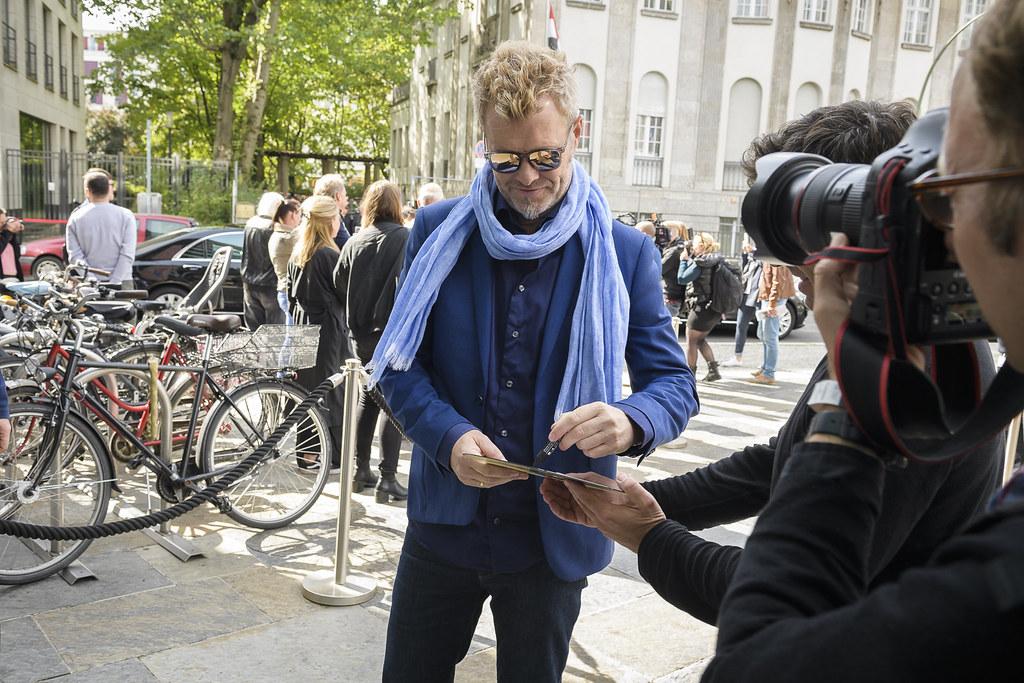 a-ha France - photo de a-ha, Morten Harket Magne Furuholmen et Pal Waaktaar-Savoy