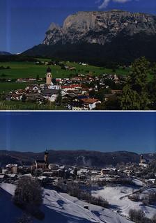 Seiser Alm / Alpe di Siusi - Ferienkatalog 2017; Völs am Schlern, South Tyrol, Italy