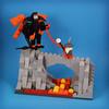 LOTR-Balrog (ze.captain.chris) Tags: lego afol lotr hobbit miniscale