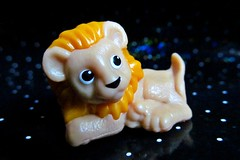 my Zodiac sign :) (green_lover (I wait for your COMMENTS!)) Tags: lion leo zodiac macromondays macro toy figure 7dwf