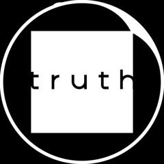 Truth in Black and White (elynxabeth✿) Tags: art artist design designer circle round graphic symbol minimalist minimalism truth black white box leak