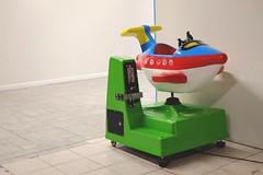 airplane ride by Gominohi -