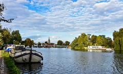 The Thames at Marlow (philbarnes4) Tags: marlow buckingham shire england riverthames philbarnes water dslr nikond5500view