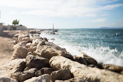 Spiaggia di Bagni di pozzano - mappaspiagge.it