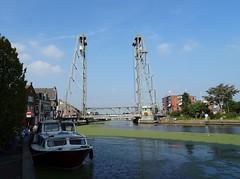 20170924 34 Boskoop - Hefbrug over de Gouwe