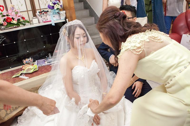 富翔&可萱_婚禮紀實-219