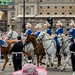Royal mounted guards on the wedding of Prince Carl Philip, Stockholm