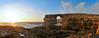 Azure Window, Malta (Nezgsy) Tags: keywordrequired azurewindow malta panorama sunset seascape