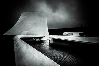 Le Havre 2017 Place Oscar Niemeyer