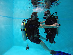 0615_12 (KnyazevDA) Tags: disability disabled diver diving amputee underwater wheelchair