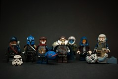 Dark Times - The Negotiator (ⒽⓄⓅⒺ) Tags: lego star wars negotiator clone rebels