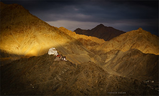 Enlightment in the Himalaya