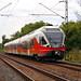 MAV operated Stadler Flirt EMU between Kelenfold and Budapest Deli Stations