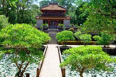 Vietnam-Hue:The Tomb of Minh Mang VI. (roxykon) Tags: vietnam indochina seasia hue buddhism pentaxk5 tamron18250mm