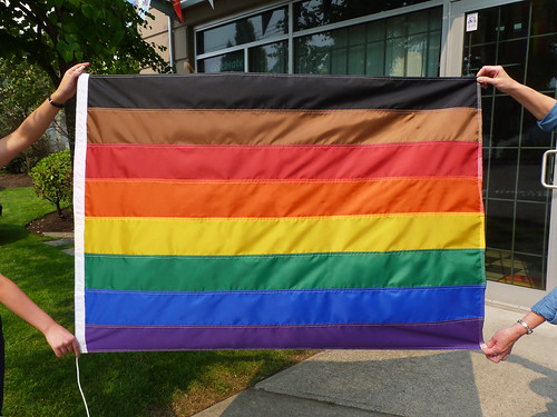 Custom Pride Flag