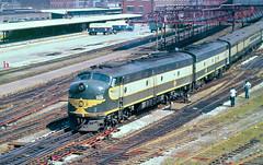 Erie E8 828 (Chuck Zeiler) Tags: erie e8 828 railroad emd locomotive chicago chz