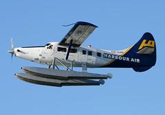 C-GOPP (John W Olafson) Tags: cgopp seaplane dhc3 turbineotter harbourair vancouver karlehayes